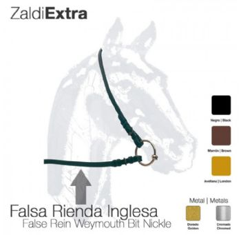 Leather False Rein
